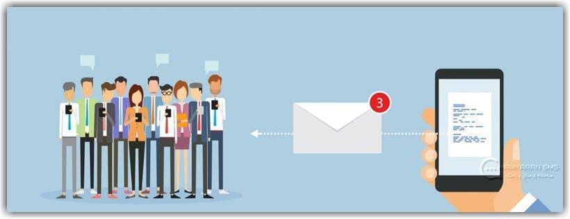 پیامک انبوه برای کسب و کارها