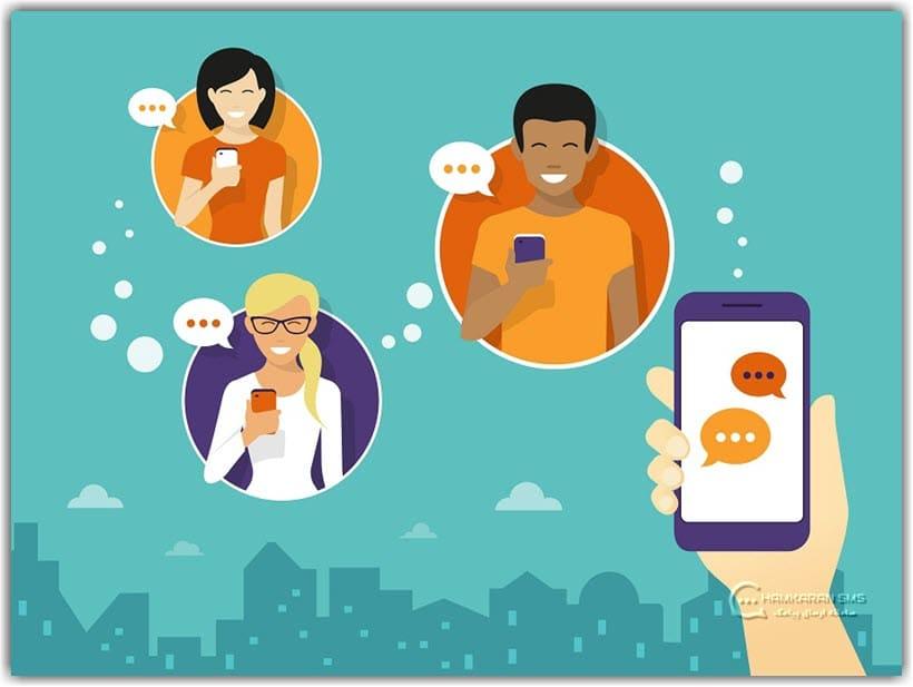 تفاوت بین پیامک های مبادله ای و تبلیغاتی چیست؟